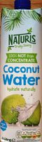 Coconut Water - Product - en