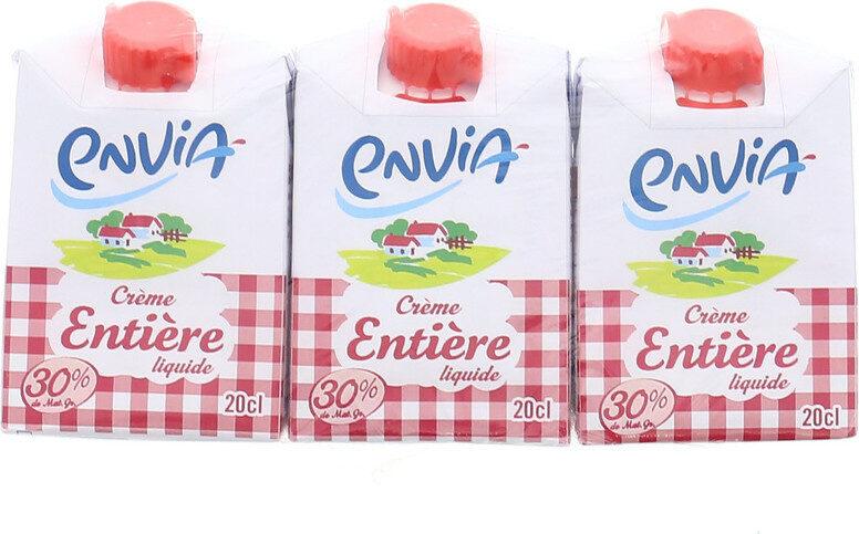 Crème entière liquide 30%MG - Product - fr