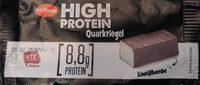 High protein Quarkriegel - Product - de