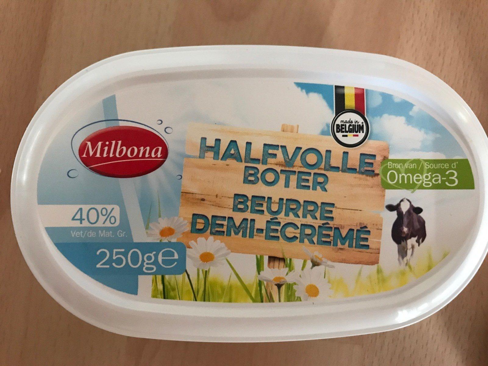 Beurre demi-écrémé - Product