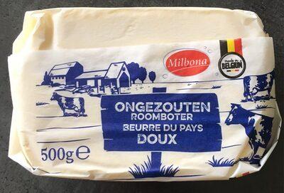 Beurre du pays doux - Product