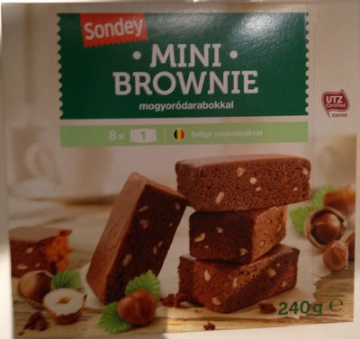 Mini Brownies - Produit - hu