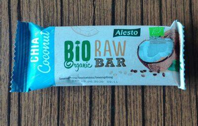 Bio raw bar chia cocos - Продукт - bg