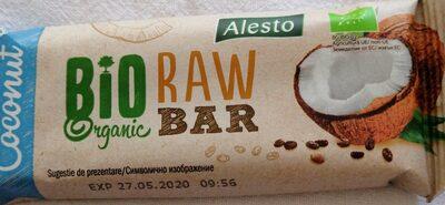 Bio raw bar chia cocos - Product - en