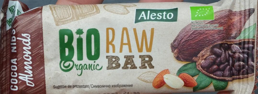RAW BAR - Product - bg
