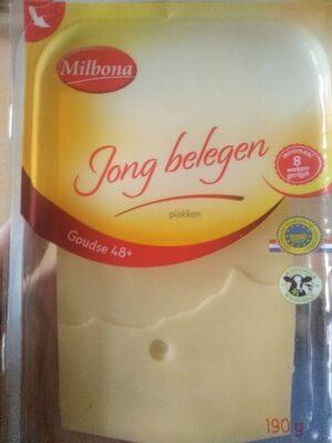 Milbona Jong belegen kaas - Product - nl