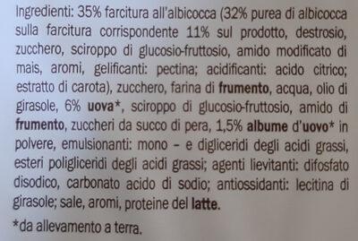 Nastrecce - Ingredients - it