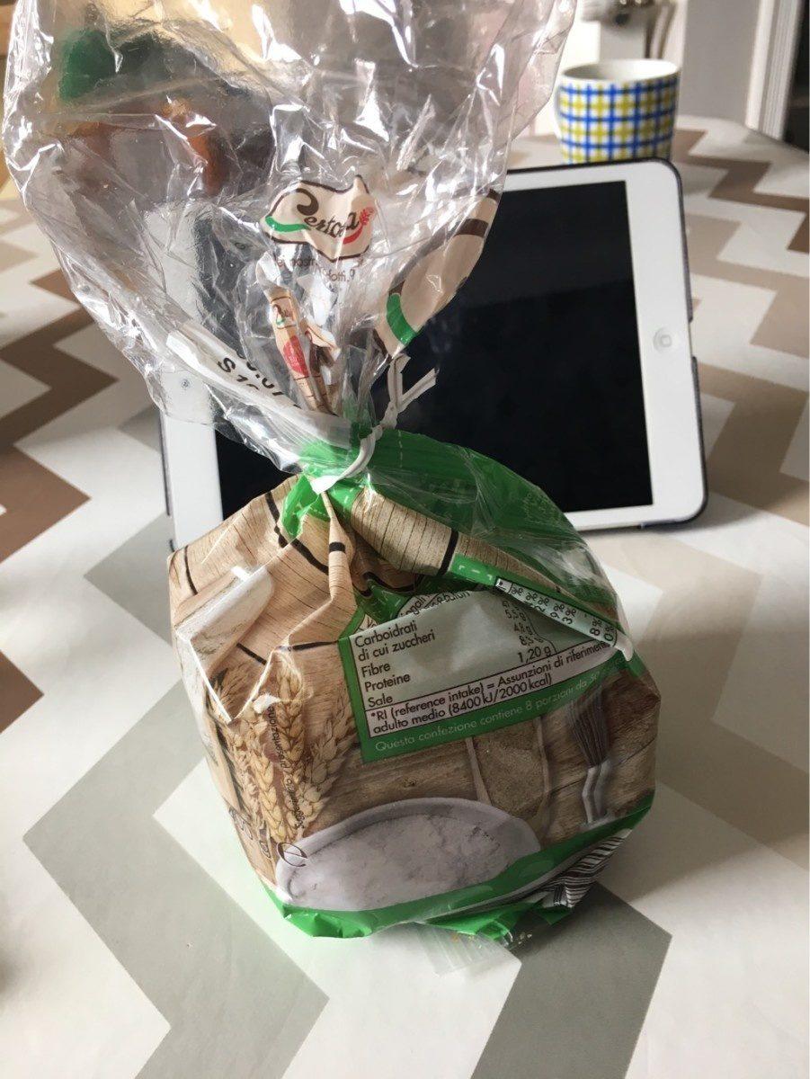 Pain de mie-pan bauletto cereali e soia - Produit - fr