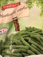 Haricots verts, surgelés - Product
