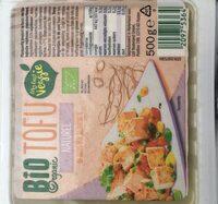 Bio organic tofu - Prodotto - fr