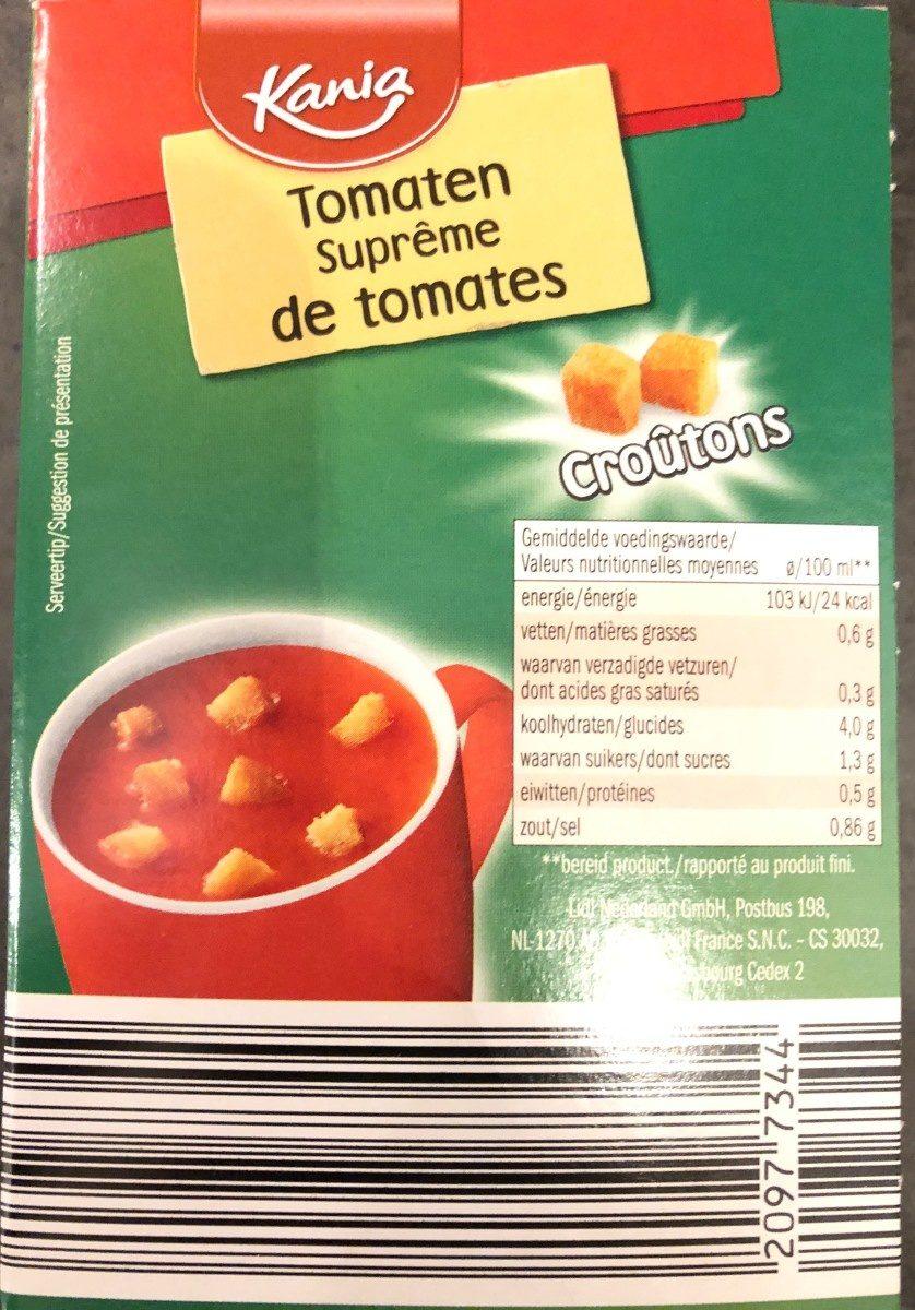 Soupe a la tomate - Product - fr