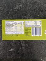Haver Biscuits, Appel - Voedingswaarden - nl