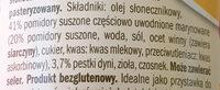 Pomidory suszone w oleju z pestkami dyni - Składniki - pl