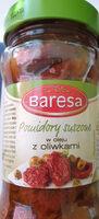 Pomidory suszone w oleju z oliwkami - Produkt - pl