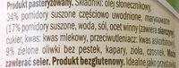 Pomidory suszone w oleju z oliwkami - Składniki - pl