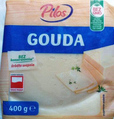 Ser Gouda, ser podpuszczkowy dojrzewający. - Product