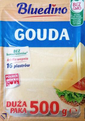 Ser Gouda, plastry - Product - pl