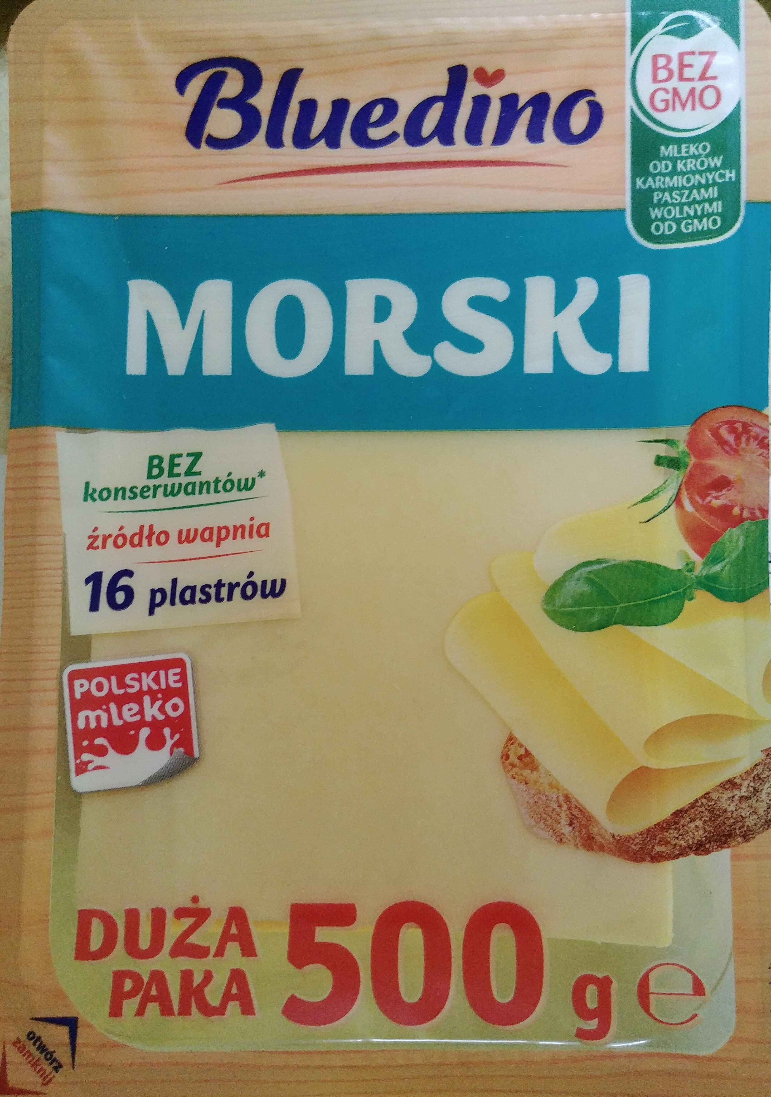 Ser Morski - Produkt