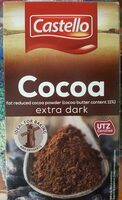 Cocoa (fat reduced cocoa powder) - Product - en
