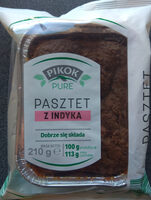 Pasztet z indyka - Produit - pl