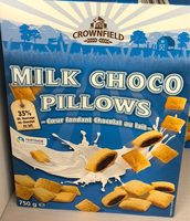Milk Choco pillows - Product - fr