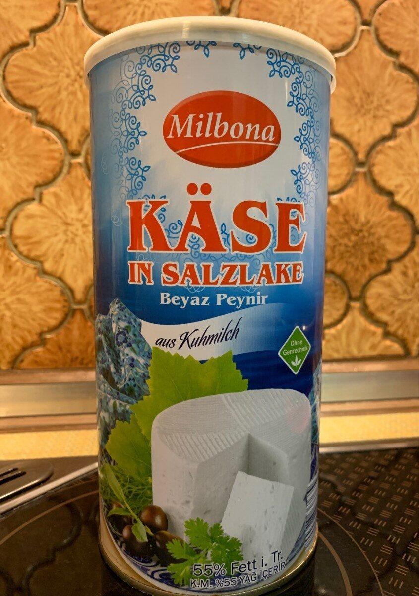 Käse, In Salzlake - Produkt