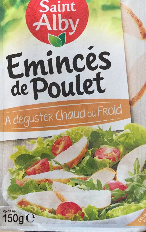 Emincés de Poulet - Product
