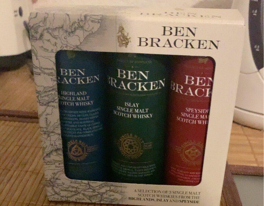 Whisky Ben Bracken - Produit - fr