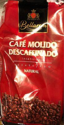 cafe molido descafeinado - Produit - es