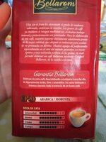 cafe molido descafeinado - Ingrédients - es