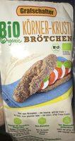Bio körner krusti brötchen - Product