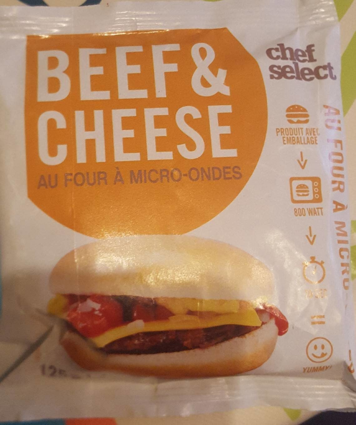 Beef Cheese Au Four A Micro Ondes Lidl