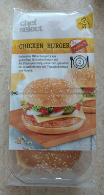 Chicken Burger - Produkt