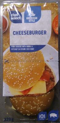 Cheeseburger - Product - fi