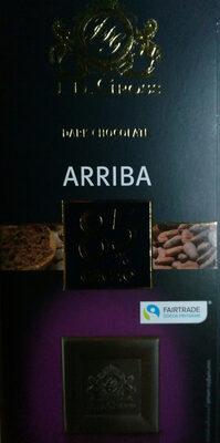 ARRIBA 85% cacao - Producto
