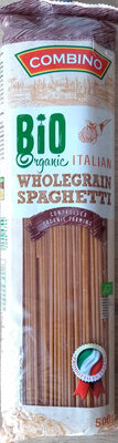 Wholegrain Spaghetti - Product