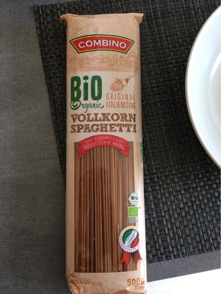 Wholegrain Spaghetti - Produit