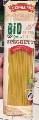 Spaghetti blé complet - Produit - fr