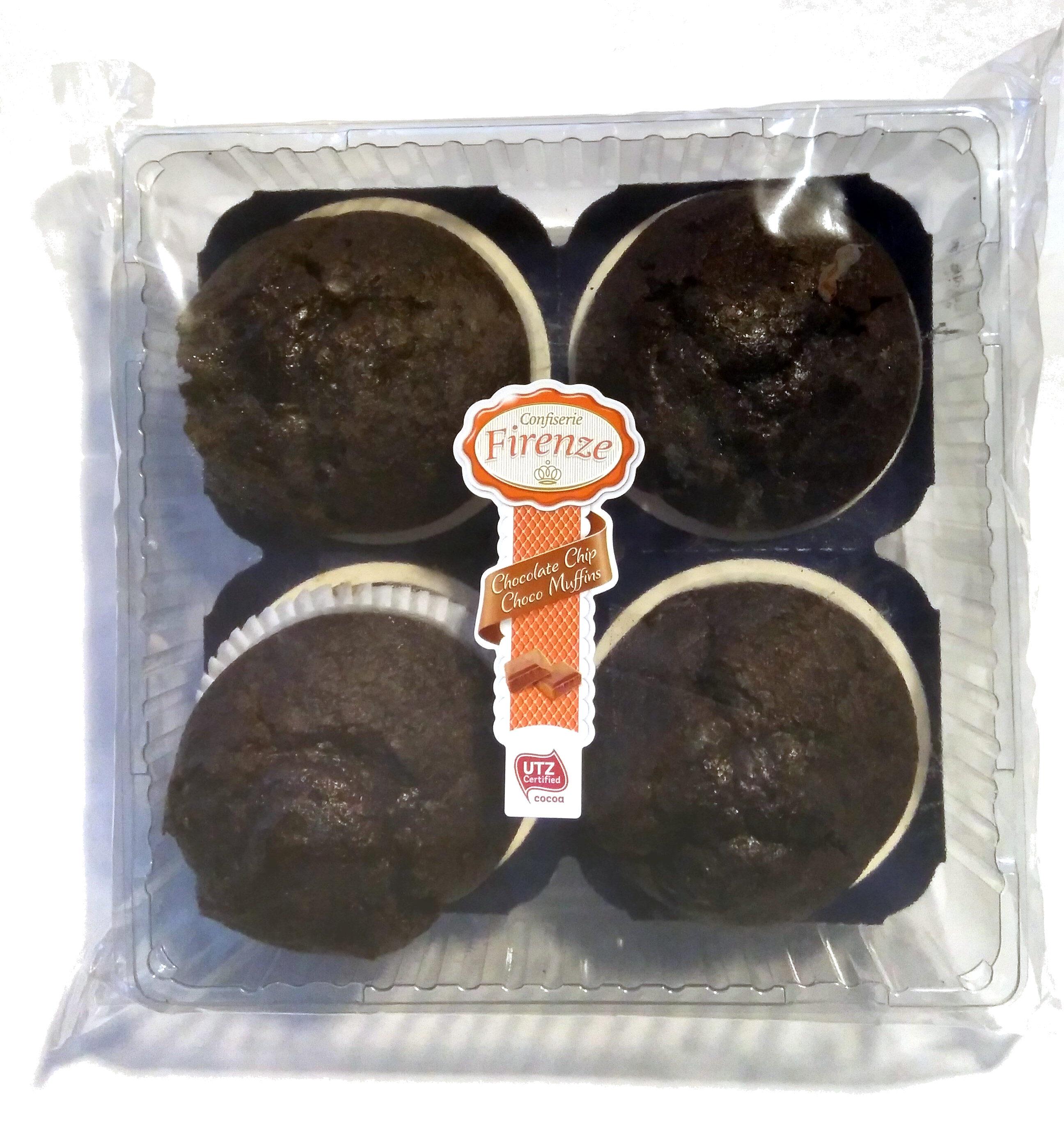 Muffins x4 - Tuote - fi