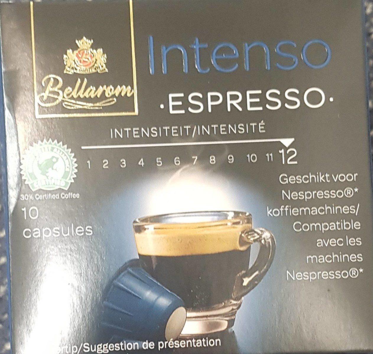 Café Intenso Expresso - Producto - fr