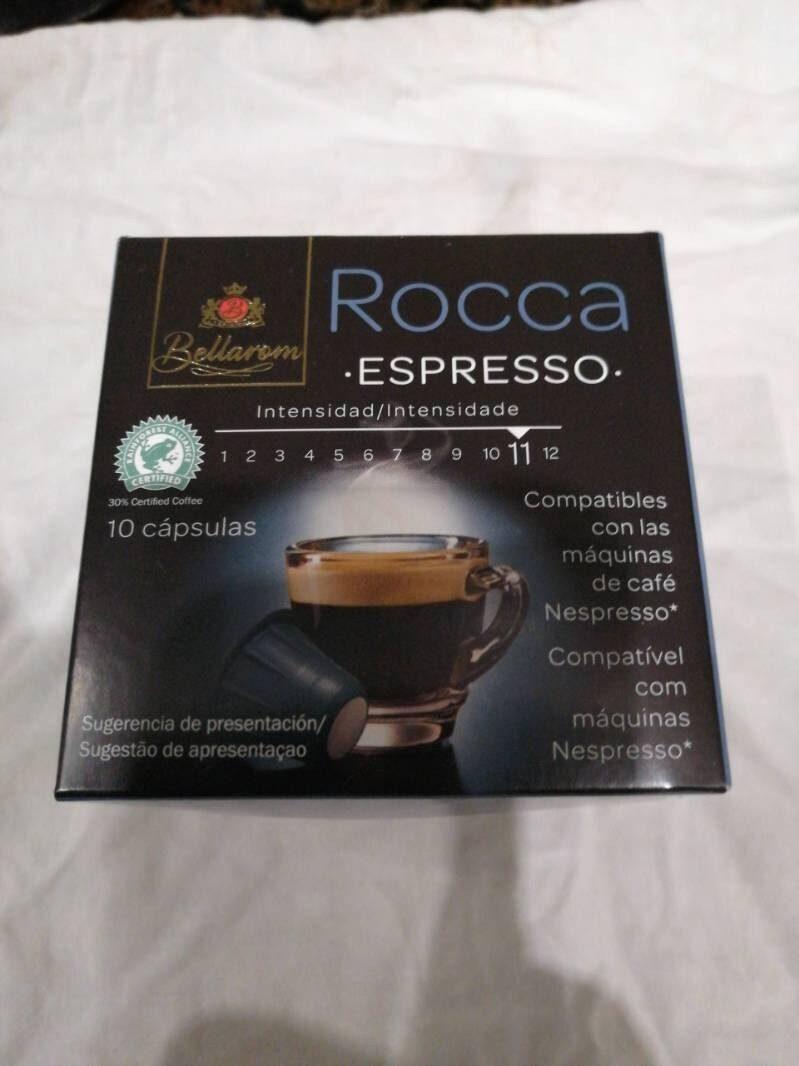 Cápsulas cafe Rocca - Product