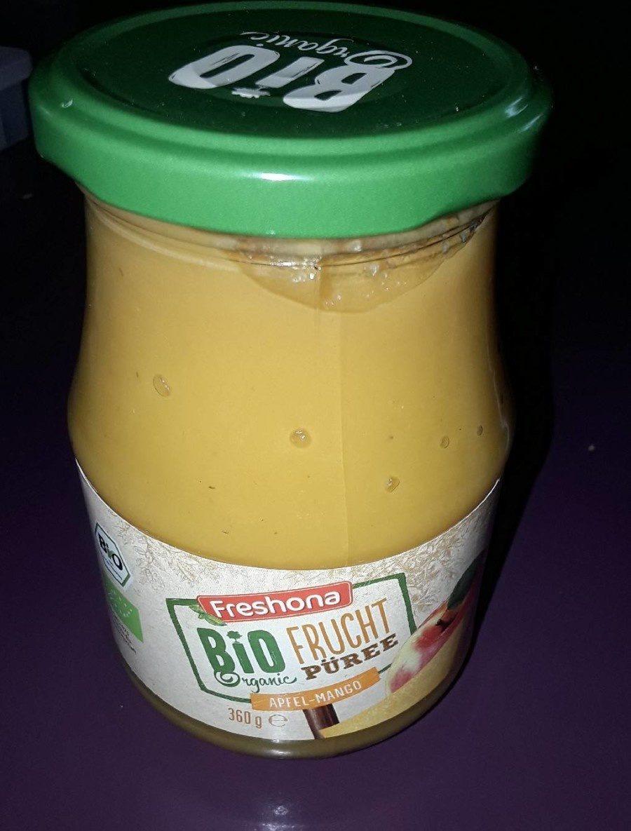 Bio purée de fruits pomme mangue - Product