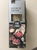 Salami truffé - Prodotto - fr