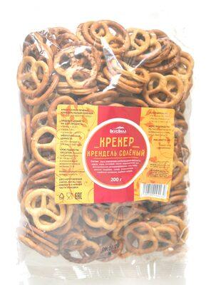 Крекер крендель солёный - Product - ru