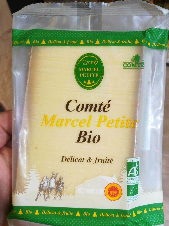 Comté bio - Product - fr