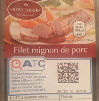 Filet mignon de porc - Produit - fr