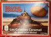 Les Galettes bretonnes Caramel du Mont Saint-Michel - Product