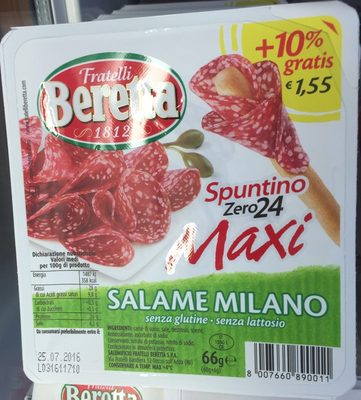 Salame Milano - Product