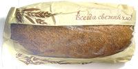 """Хлеб """"С отрубями"""" - Product - ru"""