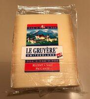 Le Gruyère salé AOP - Prodotto - fr